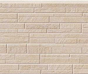 Бесшовная фасадная панель под бежевый камень NICHIHA FUGE EFF212Y