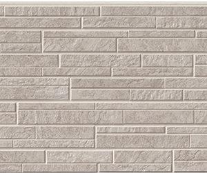 Бесшовная фасадная панель под серый камень NICHIHA FUGE EFF213Y