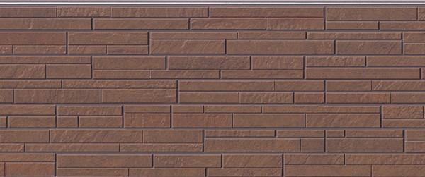 Бесшовная фасадная панель для наружной отделки дома NICHIHA FUGE EFF214Y