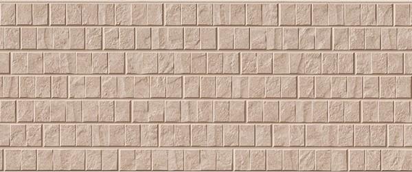 Фасадная панель с фактурой каменной плитки NICHIHA WFX733G