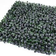 1 м2 искусственной зелени Базилик фиолетовый в модулях размером 50×50 см