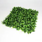 1 м2 искусственной зелени Лавр в модулях размером 50×50 см