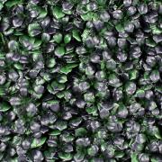 Искусственная трава для изгороди Базилик фиолетовый