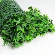 Искусственная трава в рулонах Плющ зеленый