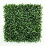Искусственная зелень для изгороди Самшит темно-зеленый