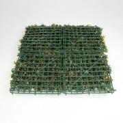 Модули искусственной зелени Самшит Фолкнер оранжевый