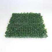 Модули искусственной зелени Самшит Фолкнер зеленая