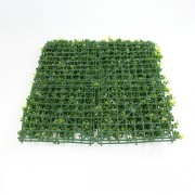 Модули искусственной зелени Самшит Фолкнер желтый
