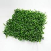 Пластиковые растения для зеленой изгороди Микс 33 зеленый