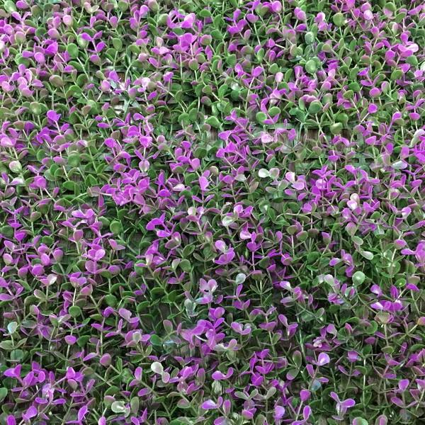 Искусственная изгородь Самшит Faulkner фиолетовый