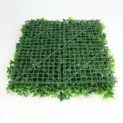 Соединение модулей зеленой изгороди Плющ зеленый