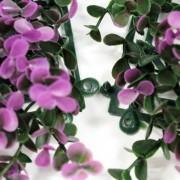 Соединение модулей зеленой изгороди Самшит Фолкнер фиолетовый