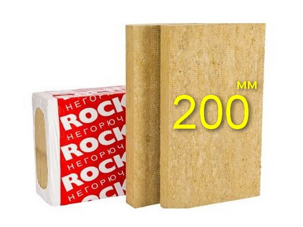 Минплита Rockwool Venti Batts 200 мм