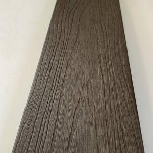 Террасная доска SUNDI Chocolate (текстура дерево)